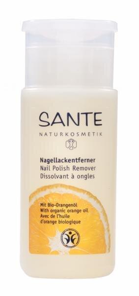 Sante Naturkosmetik Nagellackentferner Mit Bio-Orangenöl Hauptbild