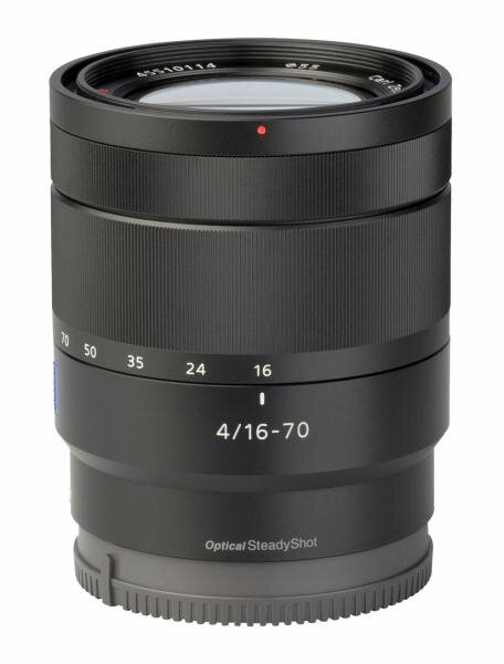 Sony Zeiss Vario-Tessar T* E 16-70 mm F4 ZA OSS Hauptbild