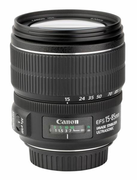 Canon EF-S 15-85 mm f/3.5-5.6 IS USM Hauptbild