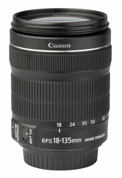 Canon EF-S 18-135 mm 1:3.5-5.6 IS STM Hauptbild