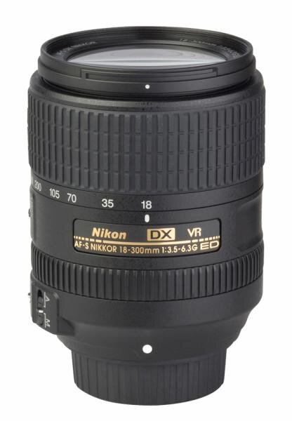 Nikon AF-S DX Nikkor 18-300 mm 1:3.5-6.3 G ED VR Hauptbild