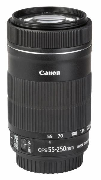 Canon EF-S 55-250 mm 1:4-5.6 IS STM Hauptbild