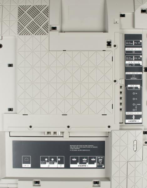 Sony KD-55XE9305 weitere Anschlüsse