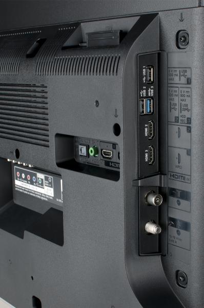 Sony KD-43XE8005 Anschlüsse