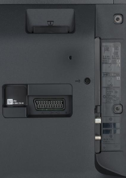 Sony KDL-32RE405 weitere Anschlüsse