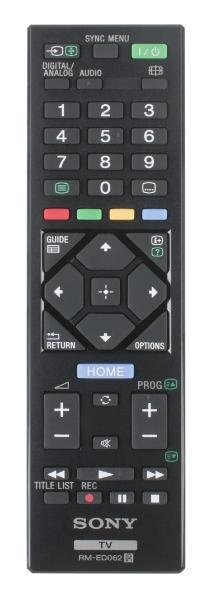 Sony KDL-32RE405 Fernbedienung