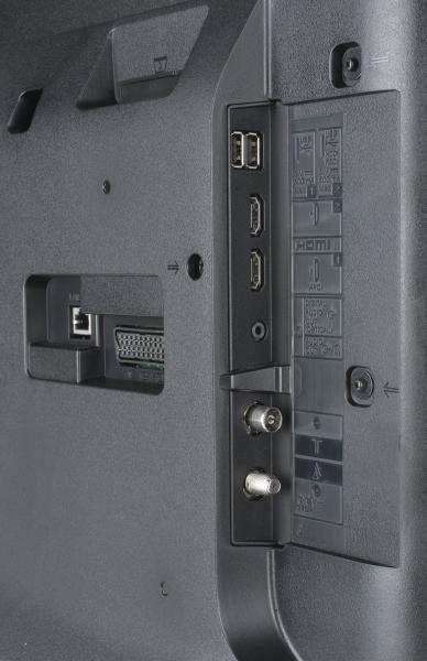 Sony KDL-49WE665 Anschlüsse