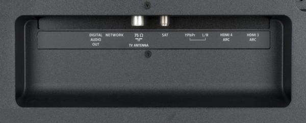 Philips 55PUS6482 weitere Anschlüsse