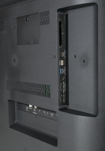 Philips 55PUS6482 Anschlüsse