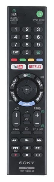 Sony KD-43XE7005 Fernbedienung