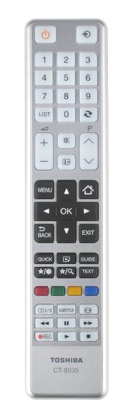 Toshiba 43L1763DA Fernbedienung
