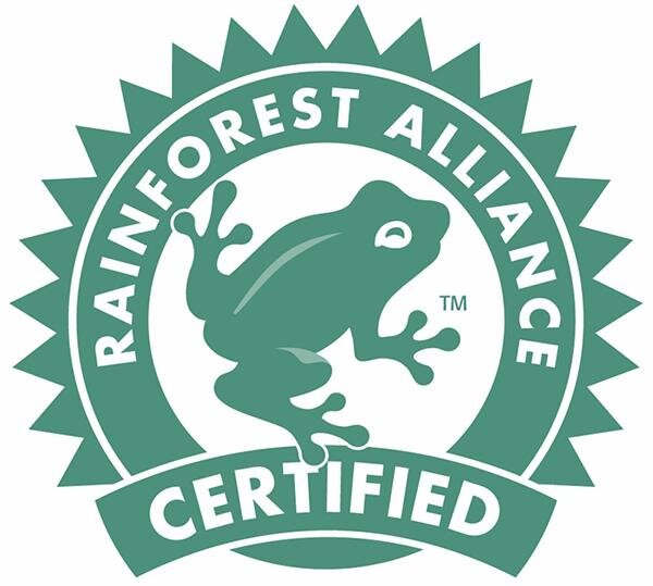 Rainforest Alliance Rainforest Alliance Certified Hauptbild