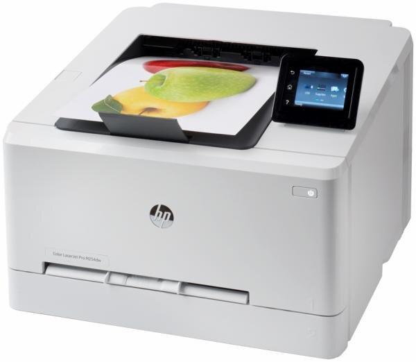 HP Color Laserjet Pro M254dw Hauptbild