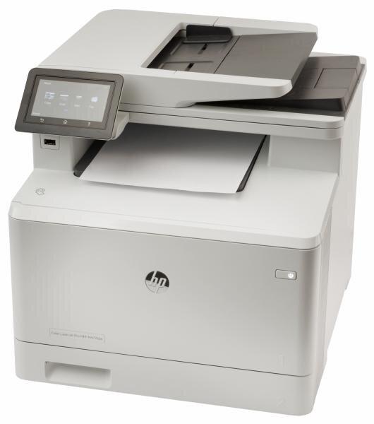 HP Color Laserjet Pro MFP M477fdw Hauptbild