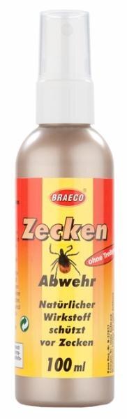 Braeco Zecken Abwehr Hauptbild