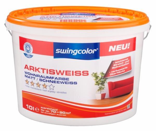 Bauhaus Swingcolor Arktisweiss Hauptbild