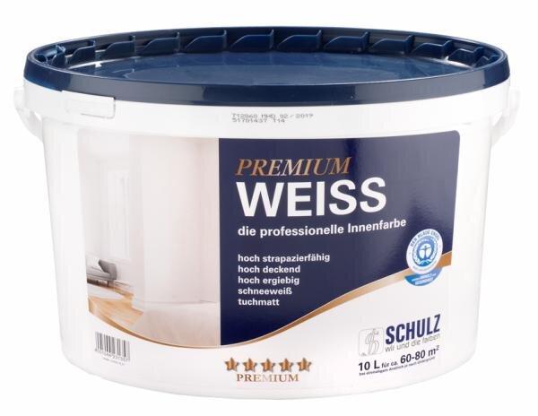 Wandfarben 33 Weisse Wandfarben Im Test Stiftung Warentest