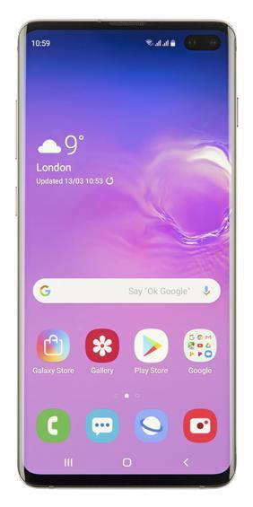 Samsung Galaxy S10+ (128 GB) Hauptbild