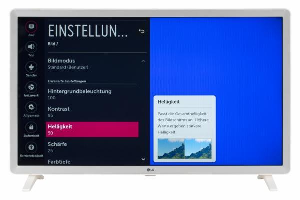 LG 32LK6200 Bildschirmmenü