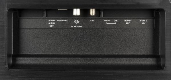 Philips 49PUS8503 weitere Anschlüsse