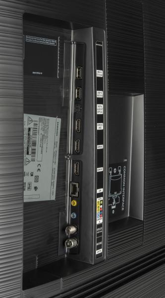 Samsung UE49NU7179 Anschlüsse