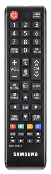 Samsung UE49NU7179 Fernbedienung