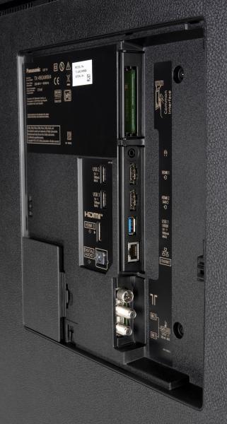 Panasonic TX-49GXW904 Anschlüsse