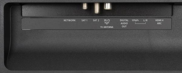 Philips 65OLED804 weitere Anschlüsse