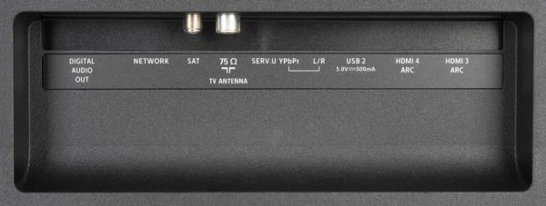 Philips 50PUS8804 weitere Anschlüsse