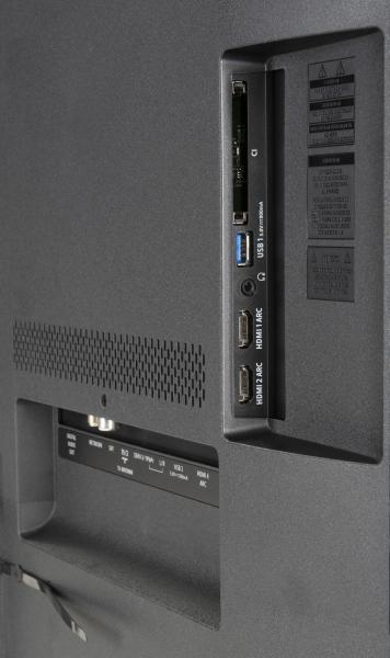 Philips 50PUS8804 Anschlüsse
