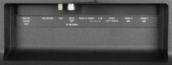 Philips 65PUS7304 weitere Anschlüsse