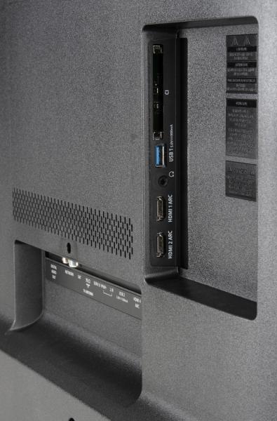 Philips 65PUS7304 Anschlüsse