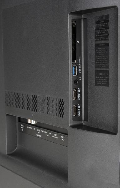 Philips 50PUS7334 Anschlüsse