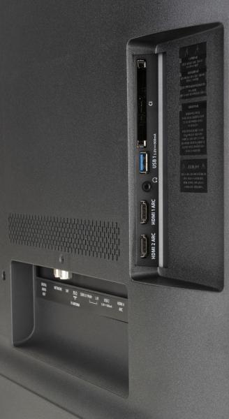 Philips 43PUS7334 Anschlüsse