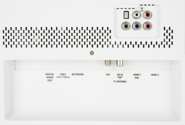 Philips 43PUS6804 weitere Anschlüsse