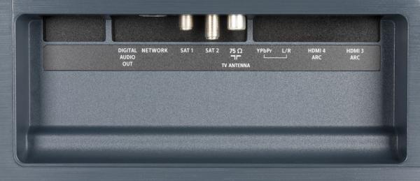 Philips 55PUS9104 weitere Anschlüsse