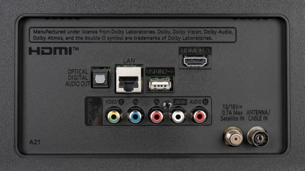 LG 55UN71006LB weitere Anschlüsse