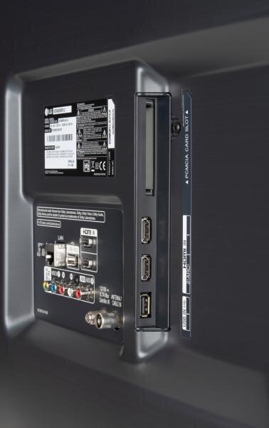 LG 65SM8050PLC Anschlüsse
