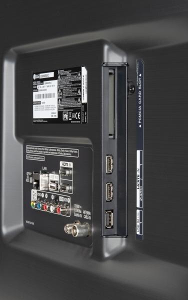 LG 55SM8050PLC Anschlüsse