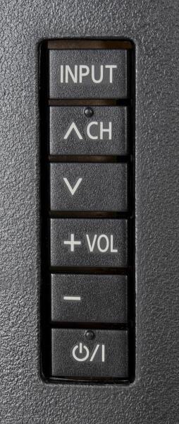 Panasonic TX-50HXW804 Bedienelemente
