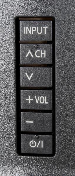 Panasonic TX-40HXW804 Bedienelemente