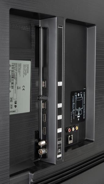 Samsung GU65TU8509 Anschlüsse