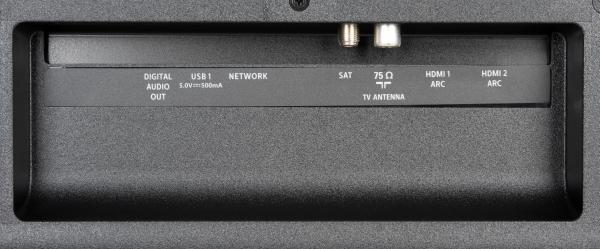 Philips 43PUS7805 weitere Anschlüsse