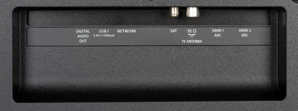 Philips 55PUS7805 weitere Anschlüsse
