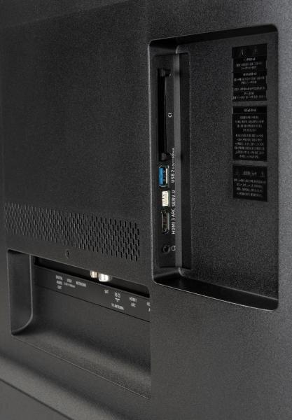 Philips 55PUS7805 Anschlüsse