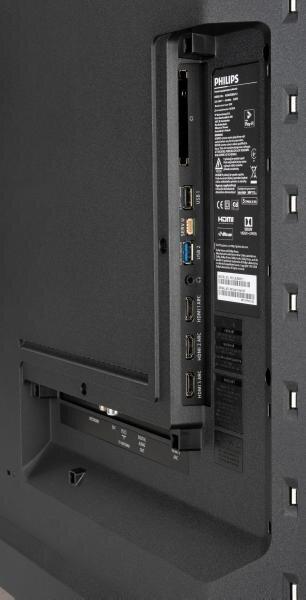 Philips 65OLED805 Anschlüsse