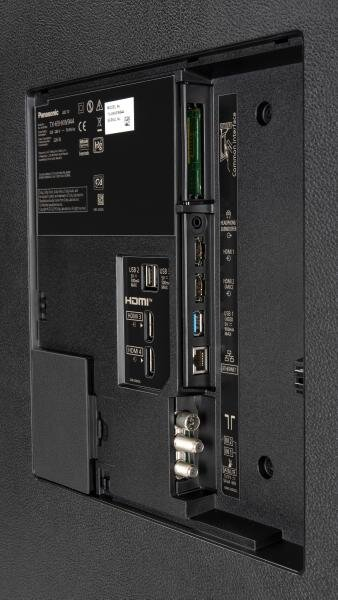 Panasonic TX-65HXW944 Anschlüsse