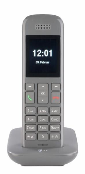 Telekom Speedphone 11 mit Basis und Anrufbeantworter Hauptbild