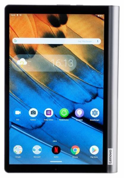 Lenovo Yoga Smart Tab YT-X705F (ZA3V0011SE) Hauptbild