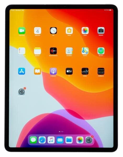 "Apple iPad Pro 12,9"" WiFi + Cellular (4th Generation) (128 GB) Hauptbild"